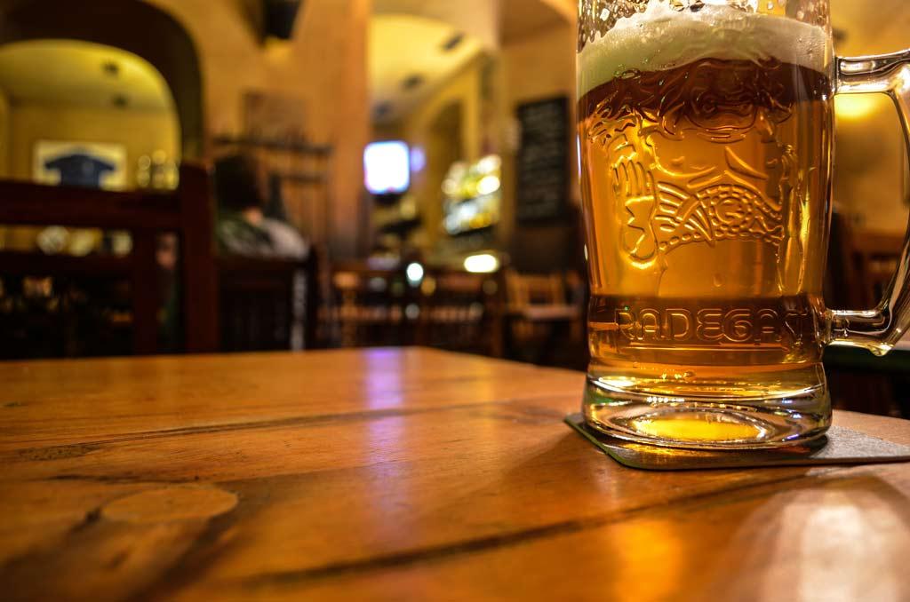 Чешское пиво. Классификация. Нефильтрованный непастеризованный пилснер «Radegast ležák nefiltrovaný 12°»