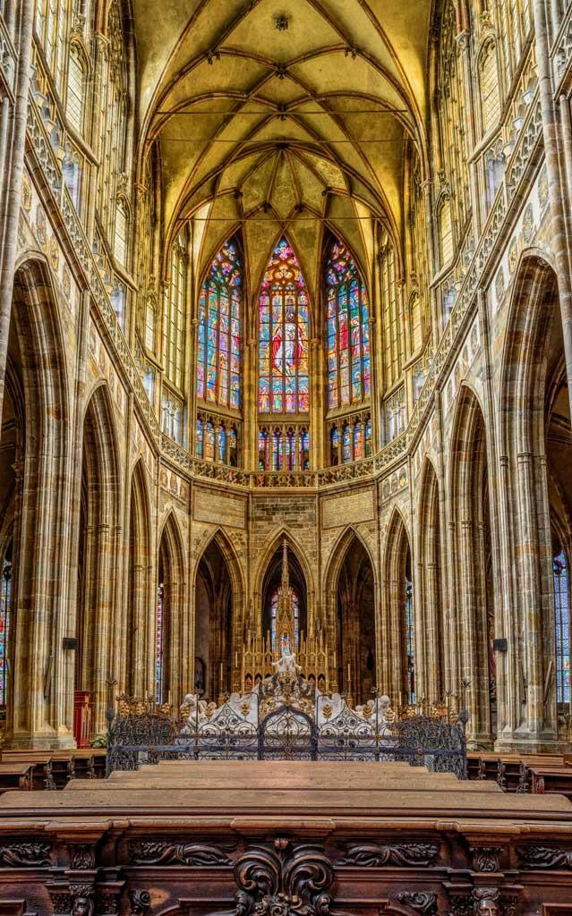 Собор Святого Вита (фото Felix Mittermeier)