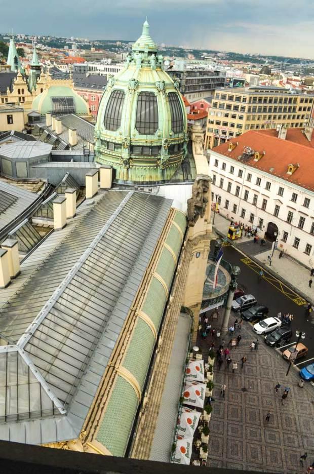 Прага. Муниципальный дом (Obecní dům)