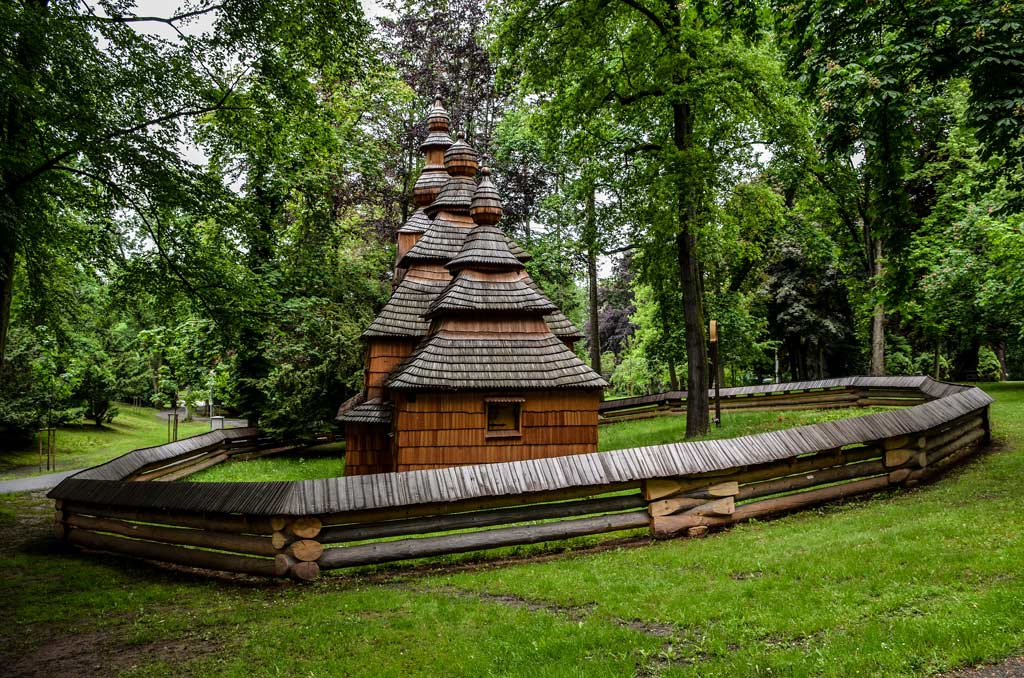 Церковь Св. Николая Чудотворца в Градец-Кралове