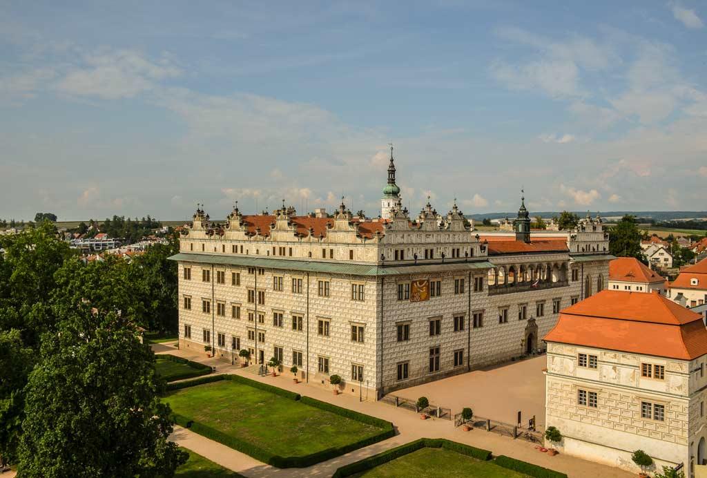 Замок Литомышль. Пардубицкий край