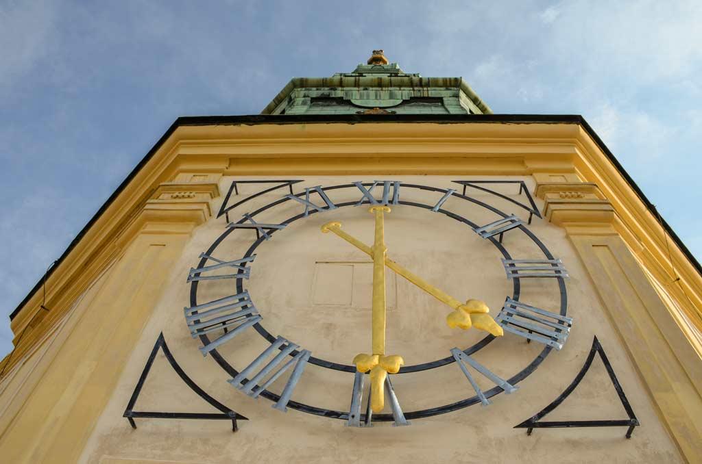 Архиепископский дворец. Злинский край. Моравия