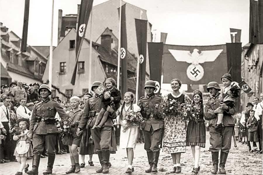 Чехия во Второй мировой войне
