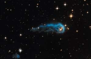 1 Işık Yılı Uzunluğunda Gaz Bulutu