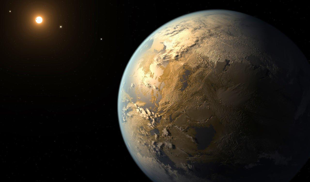 Kepler Dünya Büyüklüğünde Yaşanabilir Gezegen Keşfetti