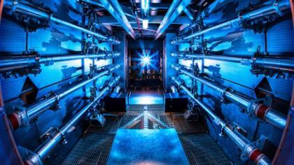 Dünyanın En Güçlü Lazeri İle Sınırları Zorlayan Deney