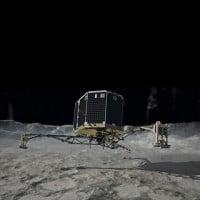 Philae Uyandı – Kuyruklu Yıldızdan Veri Geldi