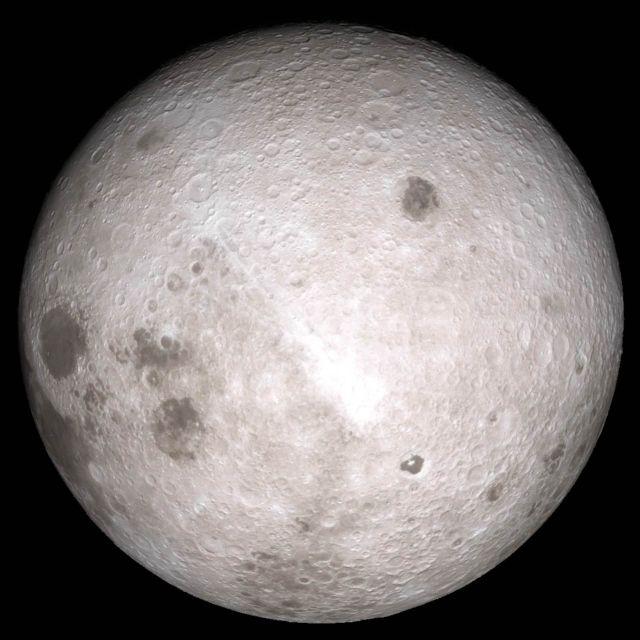 Ay'ın En Büyük Kraterinin Altında Anormal Bir Kütle Keşfedildi