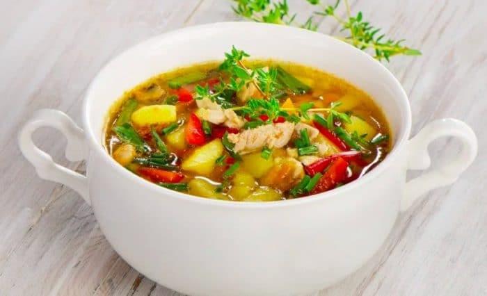 Oezbek Shurpa: soorten gerechten en recept