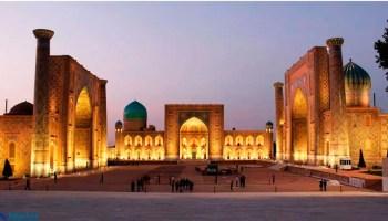 Туры в Узбекистан из Москвы в 2021