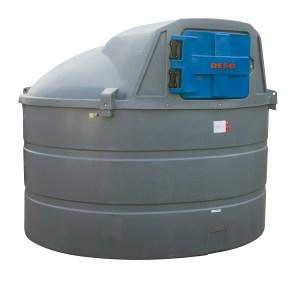 DESO 5000 literes duplafalú gázolajkút