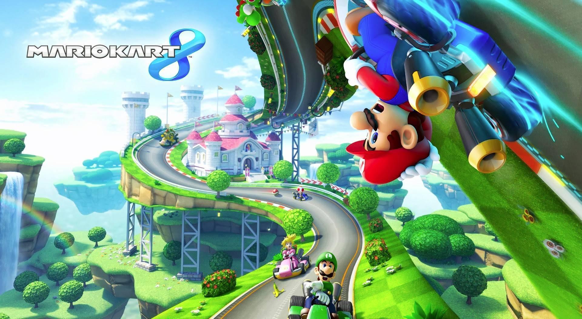 Mario Kart 8 Roster Fully Revealed Uzerfriendly