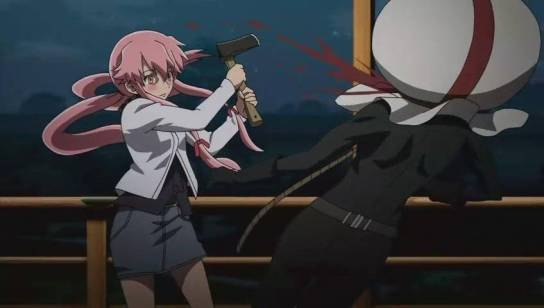 Yuno Gasai (Source: img.auctiva.com)