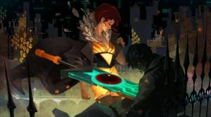 Red after being attacked(Source: supergiantgames.com)