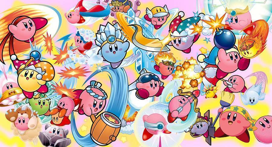 Video Games Images Kirby Wallpaper And Background Photos 40249044
