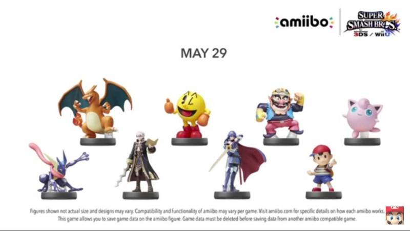next wave amiibo