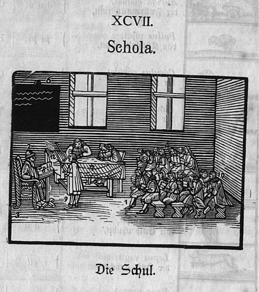 Vorlesung: Lehren 1380 und 1658 und 2012? (2/4)
