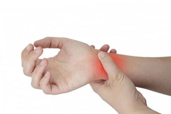 МРТ кисти руки и лучезапястного сустава при болезни - что ...