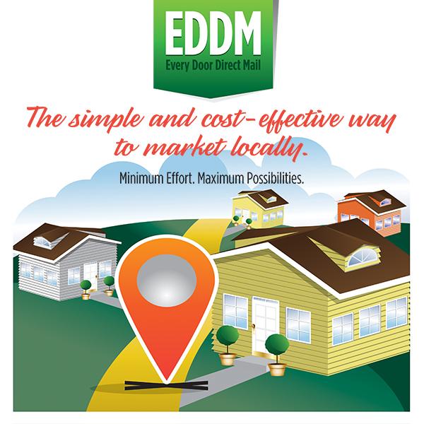 EDDM Printing and Mailing