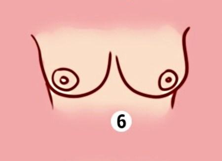 В жизни бы не поверил, что характер женщины зависит от формы груди!