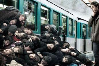 Соцсети взорвало обращение Машиниста Метро к Пассажирам!!!!