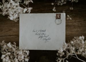 Письмо еврейско жены изменяющему мужу и его ответ