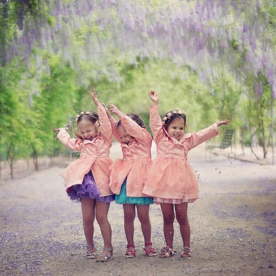 История о тройном счастье, которого не ожидали