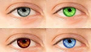 Что цвет глаз может рассказать о человеке