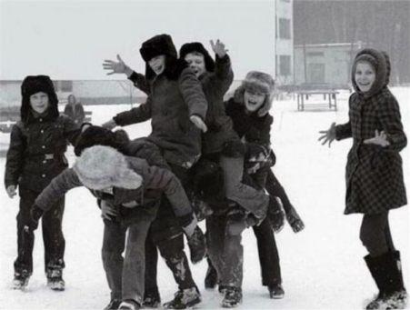 Почему детей в СССР считают самым закаленным и сильным поколением