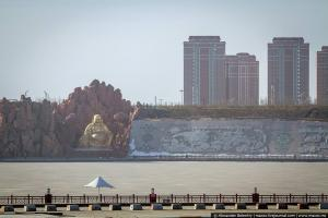Город-призрак в Китае