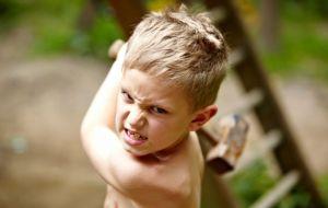 Три этапа взросления мальчика