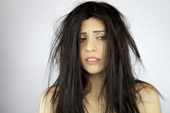 Как выглядит дама, если она не пьет, не посещает магазины и парикмахерские