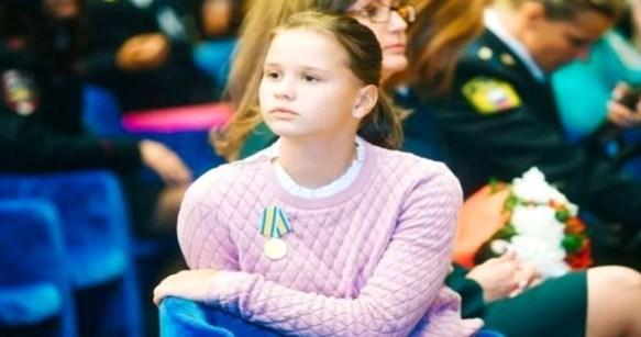 История о героической школьнице, которая мало известна в сети