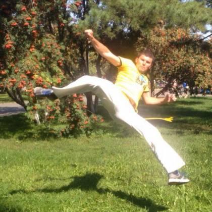Как делать вертушку с ноги: советы для начинающих