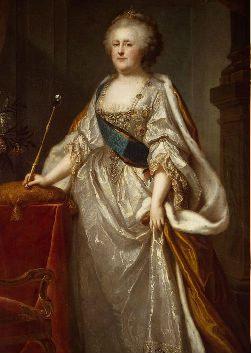 Екатерина II Великая – биография, годы правления, мужчины ...