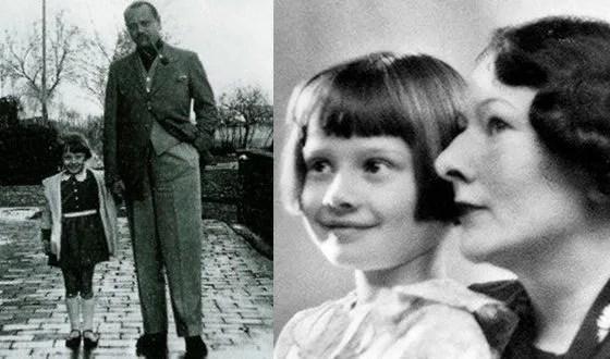 Одри Хепберн – биография, фото, личная жизнь, муж и дети ...