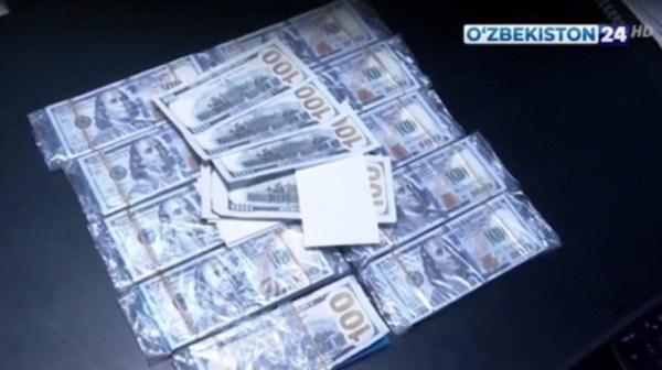 В Ташкенте задержали граждан Турции, расплатившихся ...