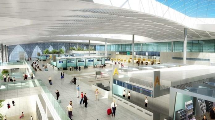 Как будет выглядеть новый терминал аэропорта Ташкента