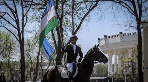 Фото: Конный парад в Ташкенте - UzNews.uz