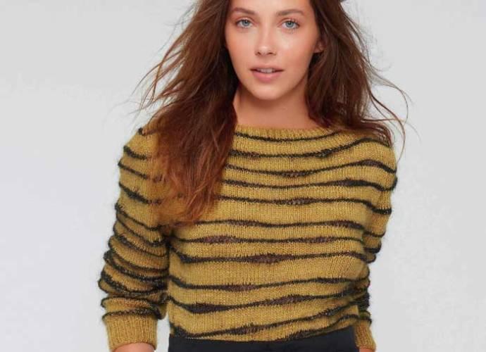Вязание для женщин. Пуловерспицами