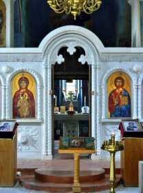 Altar monastyrya Dzhiheti
