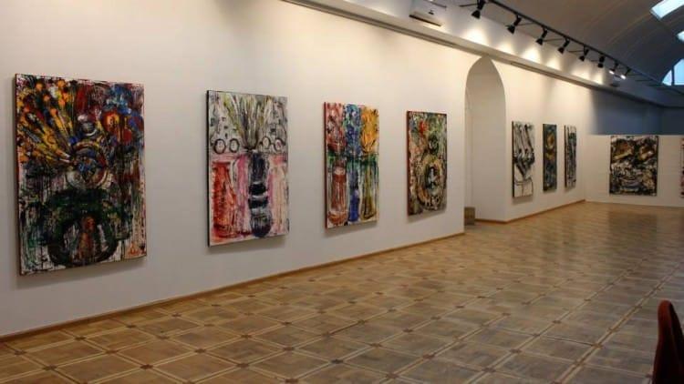 Muzej pri Akademii iskusstv v Tbilisi e