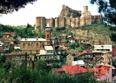 Легендарные столицы Грузии - Мцхета и Тбилиси