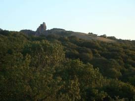 История одной лестницы, ведущей к крепости Корогли