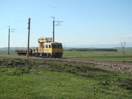 Железная дорога от Каспия до Средиземноморья
