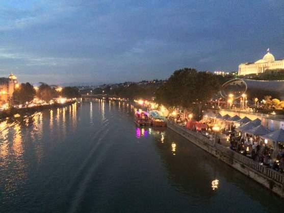 Тбилисоба в Тбилиси - да здравствует осень!