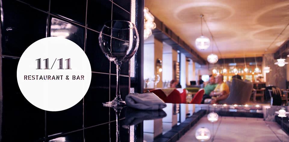 Ресторан 11/11 в центре Тбилиси
