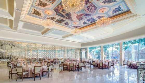 """Элитный ресторан """"Georgian House"""" - песни, танцы и великолепный сервис"""