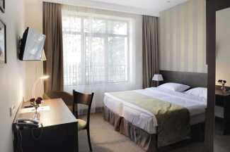 """Отель """"Citrus"""" в сердце Тбилиси"""