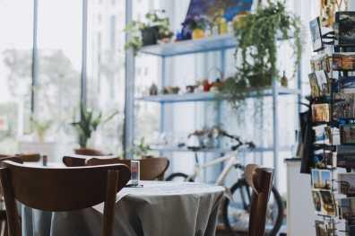 Кафе Gardens в Батуми